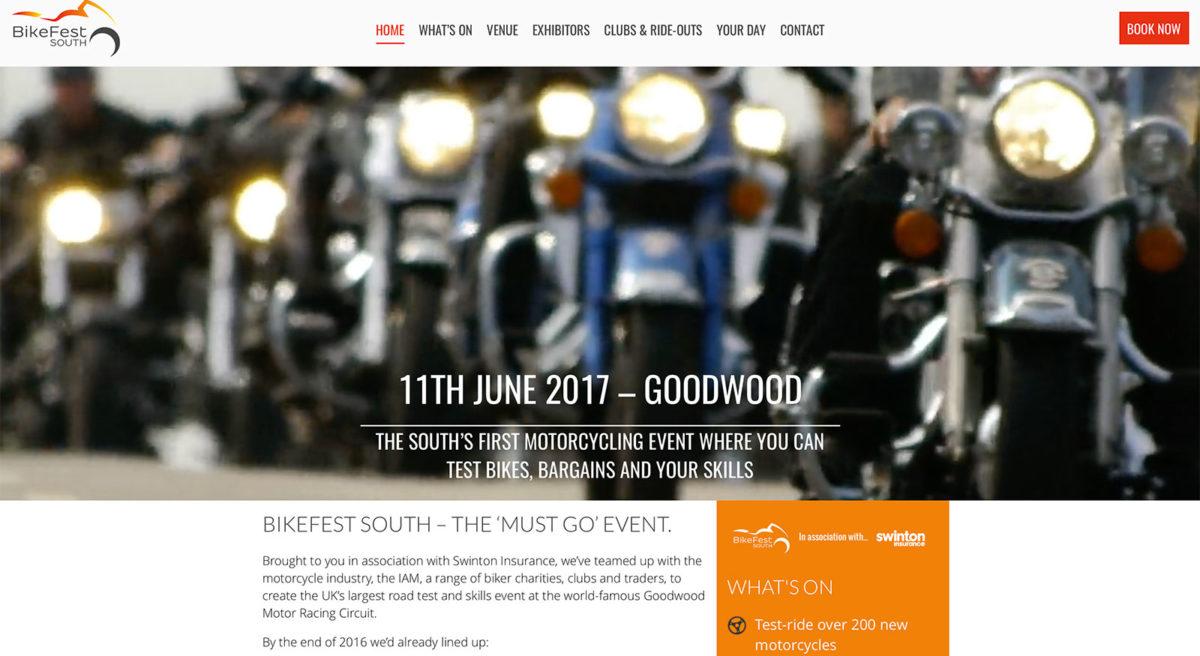 BikeFest South